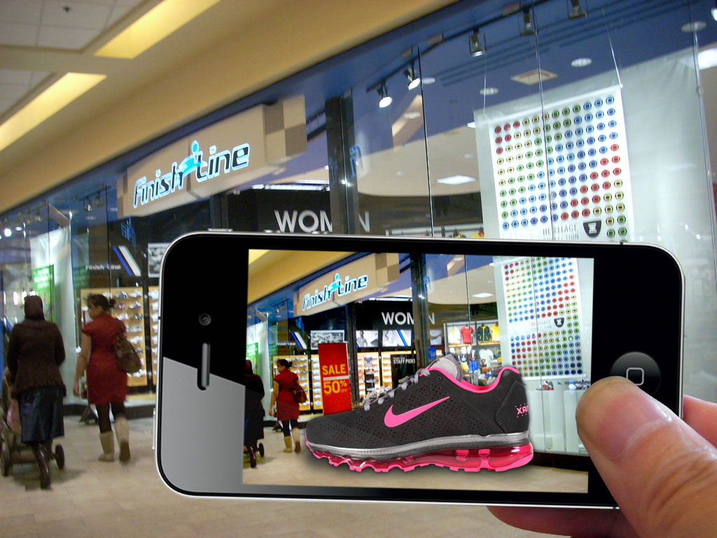 Retail Shoe Stores From